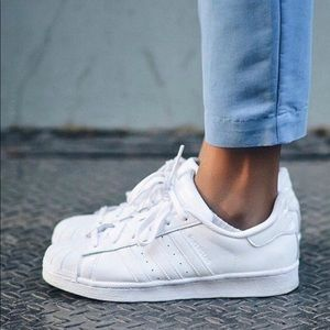 Adidas Superstar White❤️